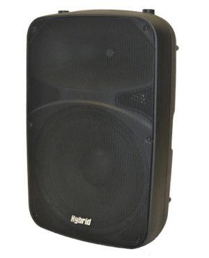 Hybrid PB15N 15″ 340w Moulded Plastic Loudspeaker (each)