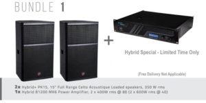 Hybrid+ Bundle 01 – PK15 & B1200 MK6