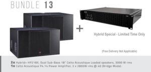 Hybrid+ Bundle 13 – HP218X & P4.14