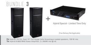 Hybrid+ Bundle 03 – PK152 & B1800 MK6