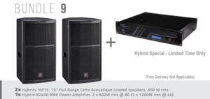 Hybrid+ Bundle 09 – HP15 & B2400 MK6