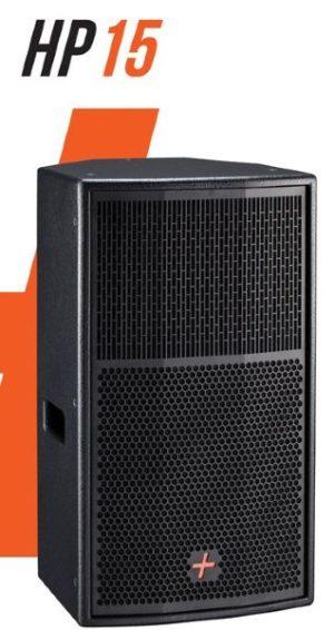 Hybrid+ HP15 Pro Passive Speaker 600w 95dB