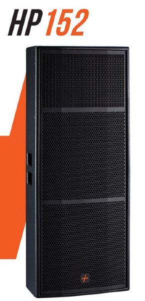 Hybrid+ HP152 Pro Dual 15″ Passive Speaker 1000w 101dB