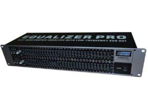 Hybrid S-EQ231A 31 Band Stereo Graphic EQ