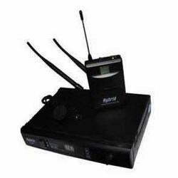 Hybrid U-SV MK2 UHF Wireless Lapel Microphone System