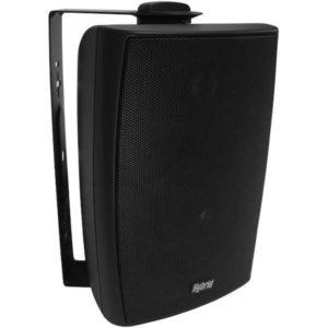 Hybrid W8 Black Wall Mount Speaker