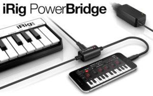 IK Multimedia iRig PowerBridge Charging Solution for iProducts