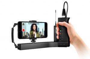 IK Multimedia iKlip A/V Complete Mobile Solution