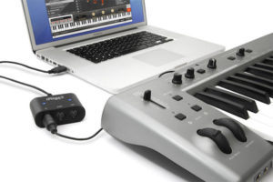IK Multimedia iRig MIDI 2 in Universal MIDI interface for iPhone, iPad, iPod touch, Android and Mac/PC