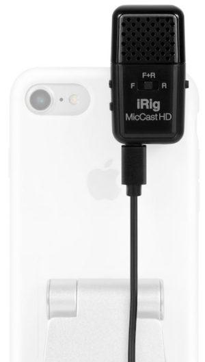 IK Multimedia iRig MIC Cast HD