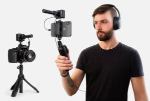 IK Multimedia iRig Mic Video