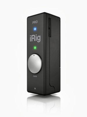 IK Multimedia iRig Pro Audio / MIDI Interface for iDevices