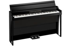Korg G1 Air 88 Key Digital Piano – Black