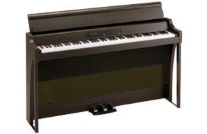 Korg G1 Air 88 Key Digital Piano – Brown