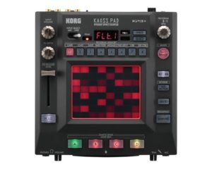 Korg KP3+ Touch Screen Effects Unit
