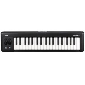 Korg MicroKEY 37 Key MIDI Mini-Keyboard