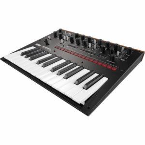 Korg Monologue Analogue Synthesizer – Black