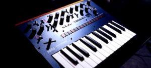 Korg Monologue Analogue Synthesizer – Blue