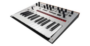 Korg Monologue Analogue Synthesizer – Silver