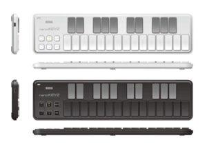 Korg NanoKey 2 Slim-Line USB MIDI Keyboard (each)