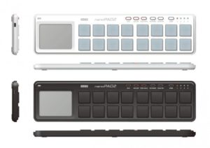 Korg NanoPad 2 Slim-Line USB MIDI Controller (each)