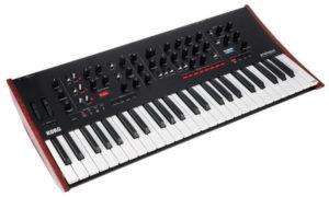 KORG Prologue-8 flagship analog synthesizer