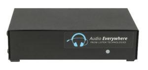 Listen Technologies – MX5-1 Audio Everywher 2 Ch WI-FI Server