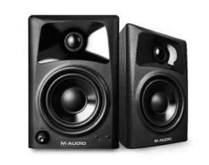 M-Audio AV32 Compact Studio Monitors (pair)