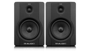 M-Audio BX5 D3 70-Watt Bi-Amplified Studio Monitors (pair)