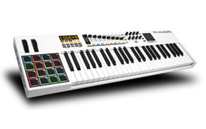 M-Audio Code 49 USB MIDI Controller  X/Y Pad