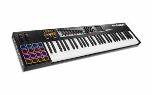 M-Audio Code 61 USB MIDI Controller X/Y Pad