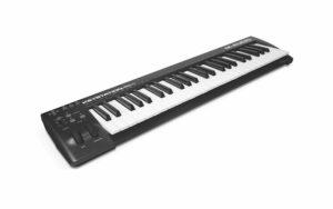 M-Audio Keystation 49es – 49-Key Synth-Action USB Controller