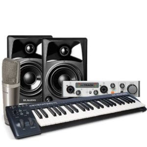 M-Audio Studio In A Box Package