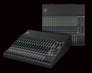 Mackie 1604-VLZ4 16-Channel Compact Mixer