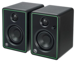 Mackie CR4-X 4″ Creative Reference Multimedia Monitors (pair)