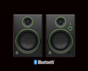 Mackie CR4BT 4″ Multimedia Monitors With Bluetooth (Pair)
