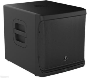Mackie DLM12S 2000W 12″ Powered Speaker