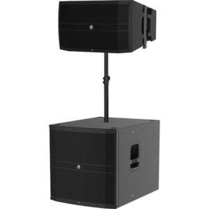 Mackie DRM12A & DRM18S 4000w Arrayable Powered Speaker System