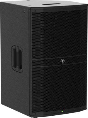 Mackie DRM215 1600w 15″ Powered Loudspeaker 135 dB