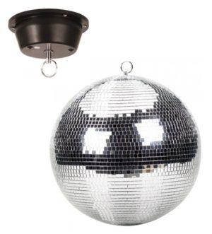 Beamz Mirror Ball 25cm with Motor