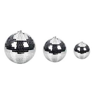 Beamz Mirror Ball 10cm