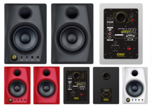 Monkey Banana Gibbon Air Active 4″ Studio Monitor (pair) New Release in Red, Black or White