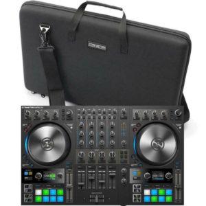 Native Instruments Traktro Kontrol S4 MK3 + Magma CTRL Case Combo