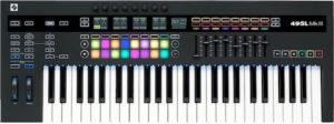 Novation 49 SL MKIII Midi Keyboard Sequencer