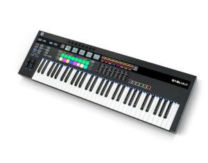 Novation 61 SL MKIII Midi Keyboard
