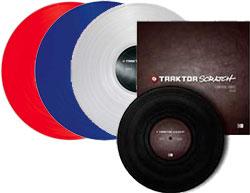 Native Instruments Traktor Scratch MK11 Replacement Vinyl (each)