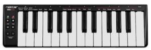 Nektar SE 25 Mini MIDI Controller Mobile Keyboard