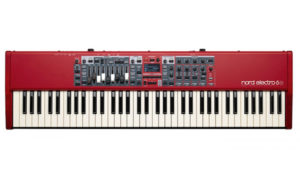 Nord Electro 6D 73 Keyboard