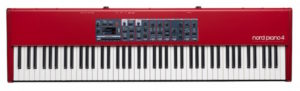 Nord Piano 4 88 Key Weighted Action