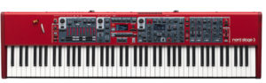 Nord Stage 3 88-note Weighted Hammer Action keybed